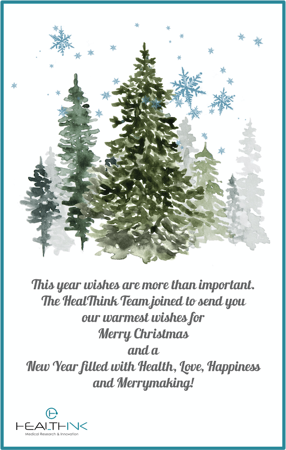 Christmas Wishes from HealThink