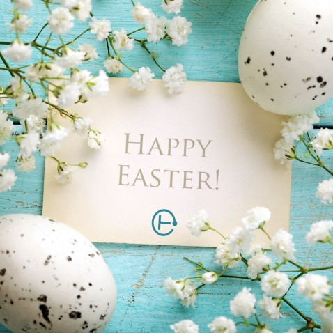HealThink wishes you Happy Easter!