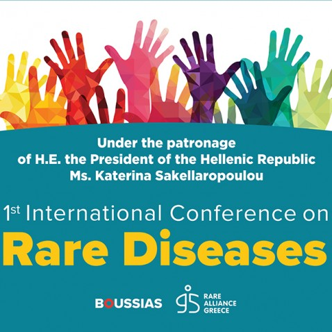 1st International Conference on Rare Diseases